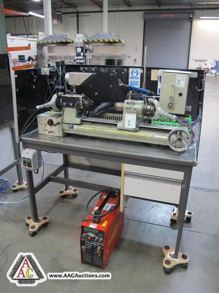 auction machine tools