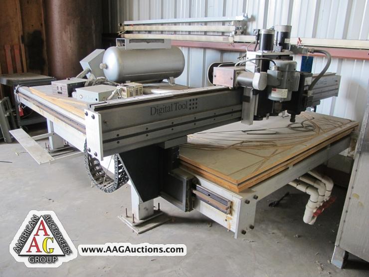 machine tools auctions