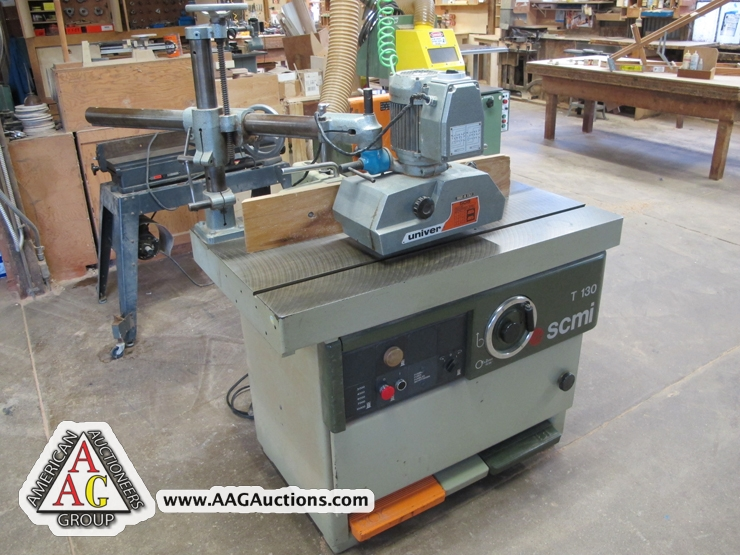 AAG Auctions - Ultra Modern Woodworking Facility - May 17, 2012 ...