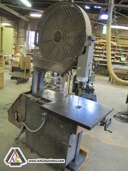 AAG Auctions - Ultra Modern Woodworking Facility - May 17 ...