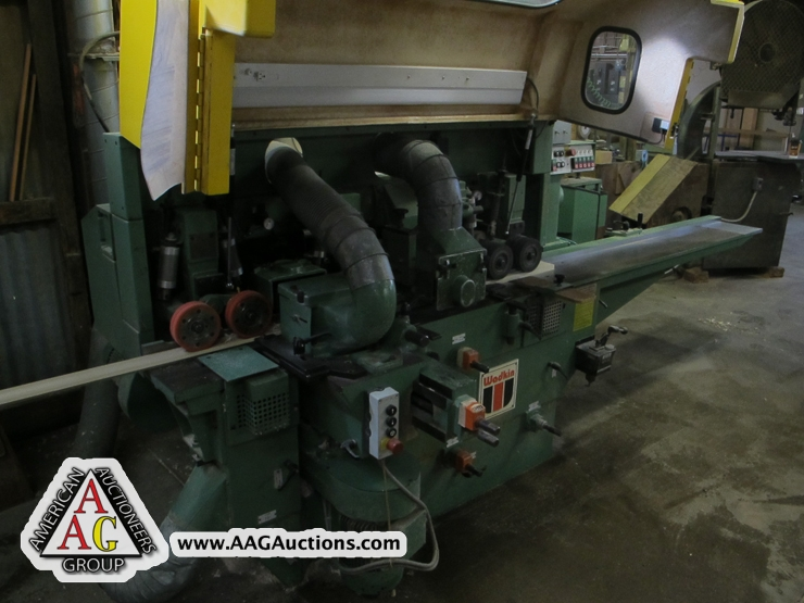 AAG Auctions - Ultra Modern Woodworking Facility - May 17, 2012 | American Auctioneers Group