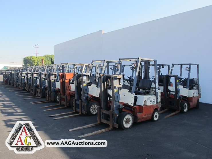 Woodworking Equipment Auctions California - Image Mag