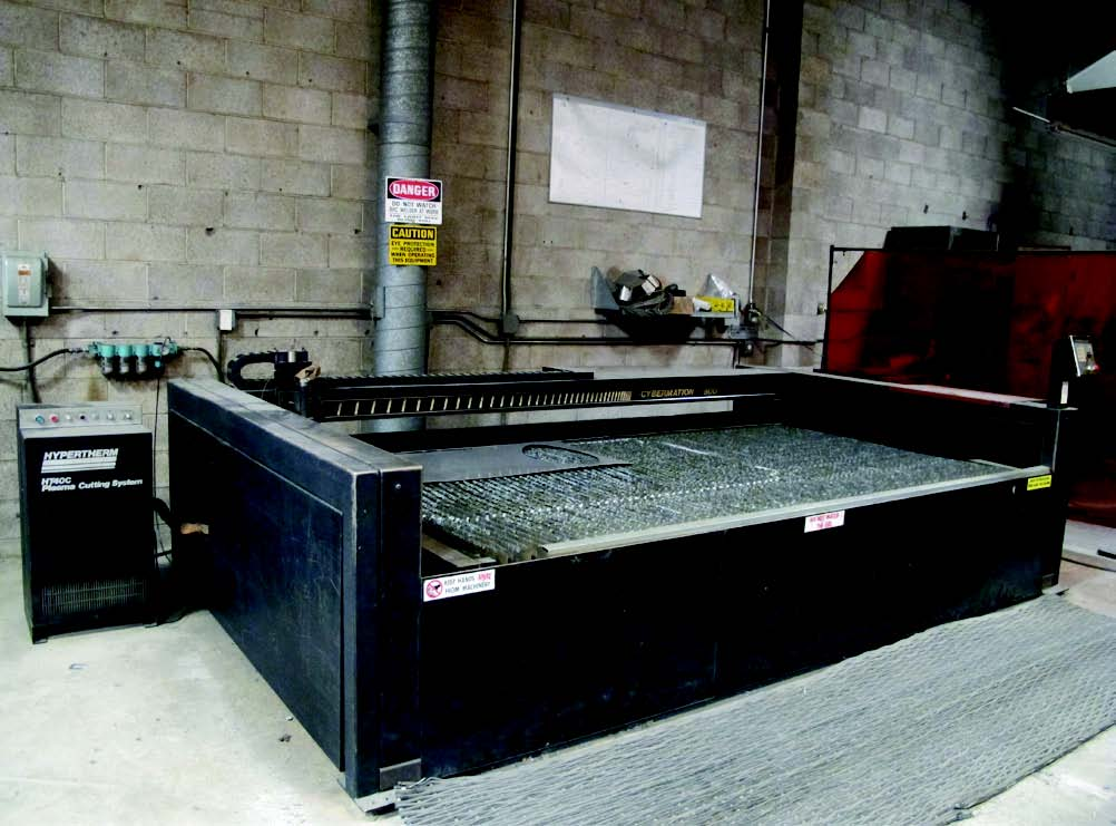 Aag Auctions Hvac Sheet Metal Fab Facility June 12