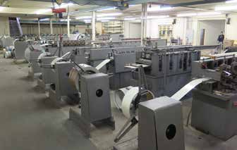 Aluminum Awning Roofing Mfg Facility Kool Metal Bay Areas Largest July 9 2015