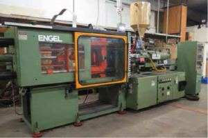 AAG Auction - Sheet Metal Fab & Plastic Injection Molding MFG of