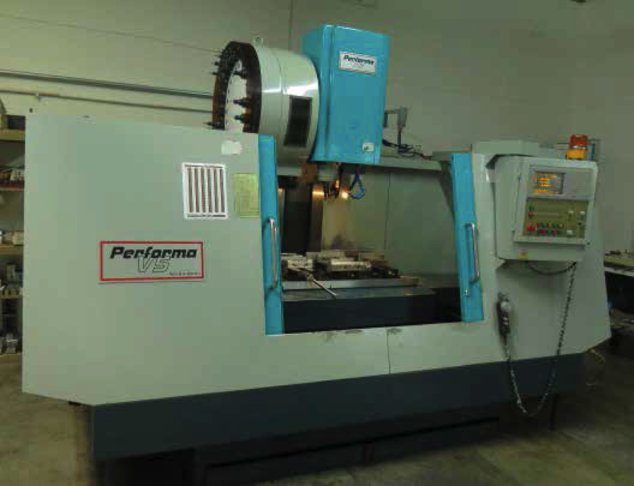 AAG Auction - Precision CNC Machining Facility - September 5