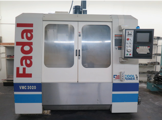 AAG Auction - Precision CNC Machining Facility - July 9