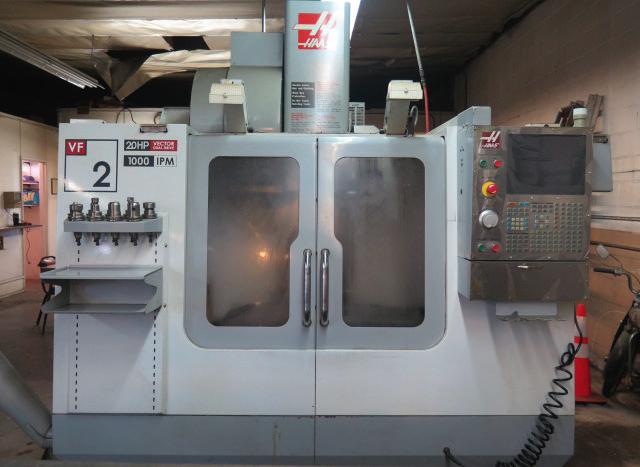 CNC Machining Facility