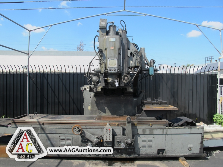 machine tool auctions california