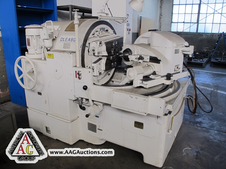 AAG Auctions - Major CNC Mfg & Fabrication Facility (Over