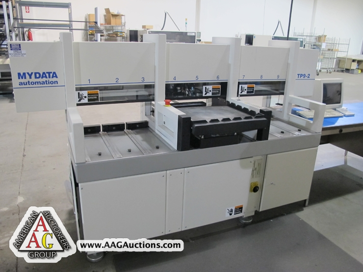 Aag Auctions Printed Circuit Board Manufacturing
