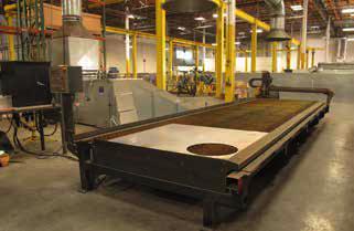 Sheet Metal Facility