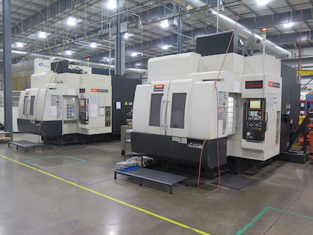 Aerospace CNC Machining