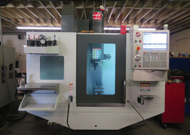 CNC Machining Facility
