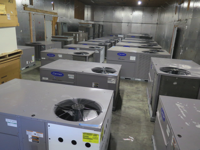 Residential & Commercial HVAC Heating & Cooling Auction
