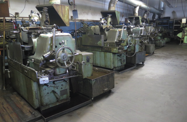 Grinding & Thread Rolling Facility