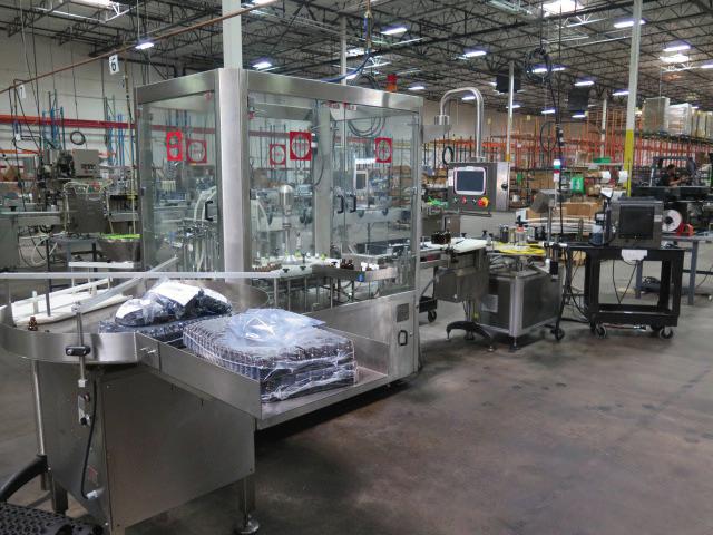 MFG & Packaging Facility