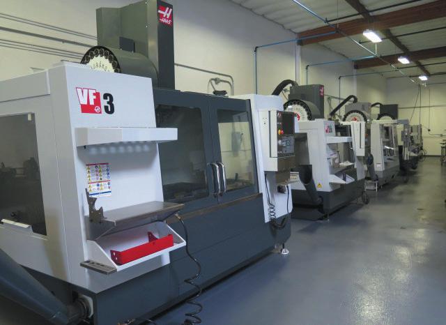Medical Precision CNC Machining & Automatics Facility