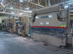 Metal Fabrication and Machining Facility