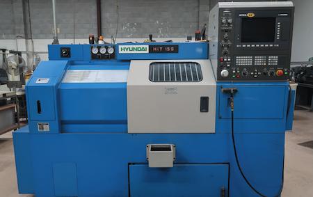 R & D Machining & MFG Facility